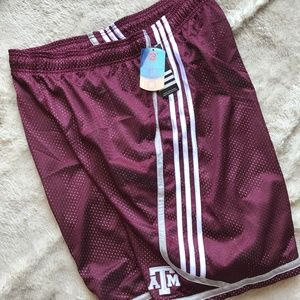 Adidas NCAA Texas A&M Basketball Shorts